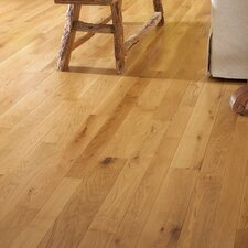 "Character 5"" Engineered White Oak Flooring in Natural"