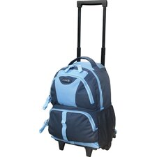 "18"" Junior Rolling Backpack"