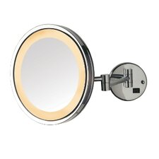 Halo Light Wall Mounted Mirror