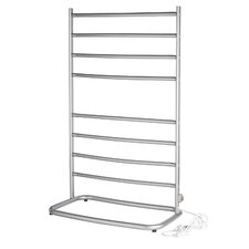 Warmrails Hyde Park Free Standing Towel Warmer Rack