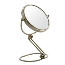 "14.5"" H x 6.75"" W Travel Mirror"