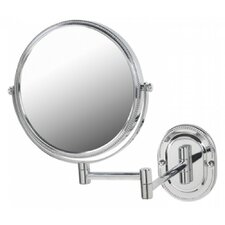 Dual Sided Wall Mount Mirror