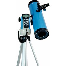 SmartStar N114 Computerized Telescope with GPS in Astro Blue