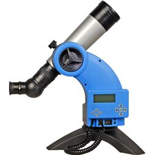 Astroboy 60mm Computerized Table Telescope in Astro Blue