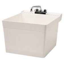 Wall Hung Service Sink