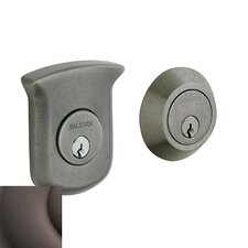 "Tahoe 4.5"" x 4"" Deadbolt with Double Cylinder"