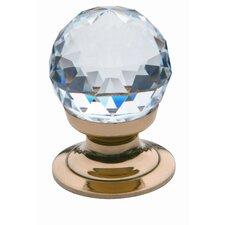 """0.563"""" Swarovski Crystal Knob"""