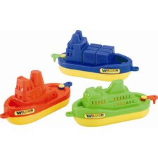 <strong>Wader Quality Toys</strong> Children's Assorted Boat