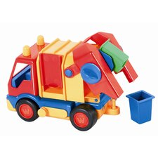 <strong>Wader Quality Toys</strong> Children's Basics Garbage Truck