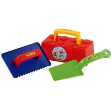 <strong>Wader Quality Toys</strong> Children's Construction Shape Set