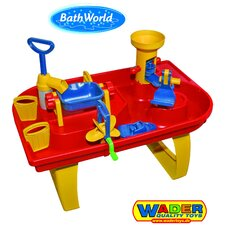 <strong>Wader Quality Toys</strong> Children's Bath World Water Toy
