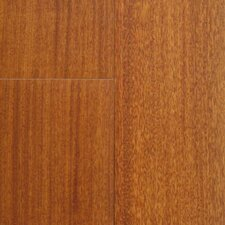 "Exotic 3-5/8"" Solid Santos Mahogany Flooring in Natural"