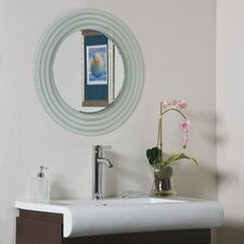 Isabella Frameless Wall Mirror