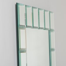 <strong>Decor Wonderland</strong> Montreal Modern Wall Mirror