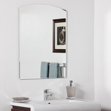 "31.5"" H x 23.6"" W Katherine Modern Bathroom Mirror"