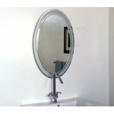 Alden Modern Bathroom Mirror