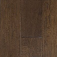 "5"" Engineered Walnut Flooring in Black"
