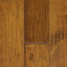 "<strong>Virginia Vintage</strong> 5"" Solids Hickory Flooring in Smokehouse"