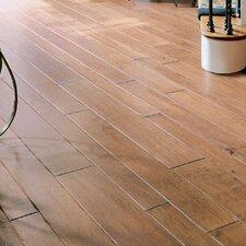 Random Width Engineered Maple Flooring in Burlap