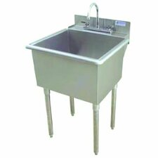 <strong>Griffin</strong> Utility Sink with Drain