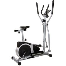 <strong>Body Flex</strong> 2-in-1 Cardio Dual Trainer
