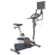 Game Rider Deluxe Upright Bike with LCD-TV