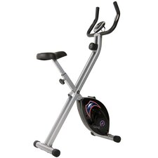 <strong>Body Champ</strong> Deluxe Folding Exercise Bike