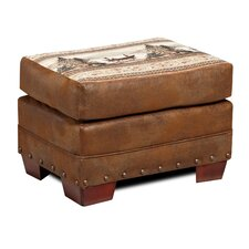 <strong>American Furniture Classics</strong> Alpine Lodge Ottoman