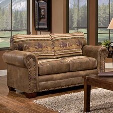 <strong>American Furniture Classics</strong> Lodge Loveseat