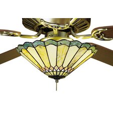 Jadestone Carousel 3 Light Ceiling Fan Light