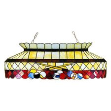 6 Light Billiard Light