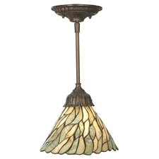 Jadestone Willow 1 Light Mini Pendant