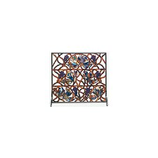 <strong>Meyda Tiffany</strong> Grapevine Fireplace Screen