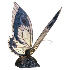 <strong>Meyda Tiffany</strong> Butterfly Tiffany Accent Table Lamp