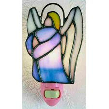 <strong>Meyda Tiffany</strong> Praying Angels Night Light