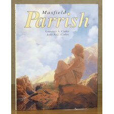 Tiffany Maxfield Parrish Book Framed Graphic Art