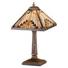 <strong>Meyda Tiffany</strong> Nuevo Mission Accent Table Lamp