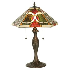 <strong>Meyda Tiffany</strong> Tiffany Moroccan Table Lamp