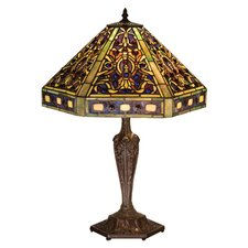 <strong>Meyda Tiffany</strong> Tiffany Elizabethan Table Lamp