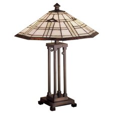 Arrowhead Mission Table Lamp