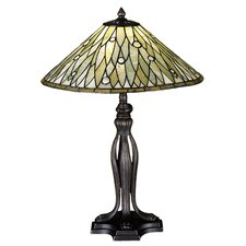 <strong>Meyda Tiffany</strong> Jadestone Dew Drop Table Lamp
