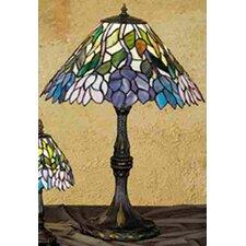 "Wisteria 24.5"" H Tiffany Table Lamp"