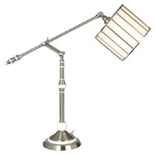 "Revolution 37.5"" H Swing Arm Table Lamp"