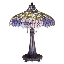"""Wisteria 26"""" H Table Lamp"""