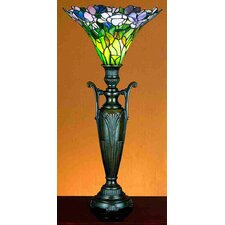 "Tulip 29"" H Table Lamp with Bell Shade"