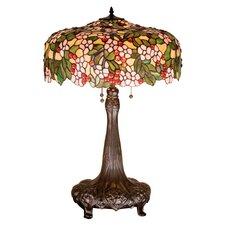 "Tiffany 31"" H Blossom Table Lamp"