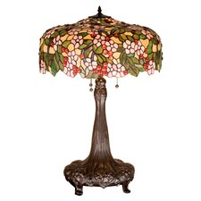 <strong>Meyda Tiffany</strong> Tiffany Blossom Table Lamp