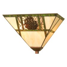 Pinecone Ridge 2 Light Wall Sconce