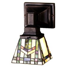 Prairie Wheat 1 Light Wall Sconce