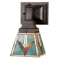 Valencia Mission 1 Light Wall Sconce